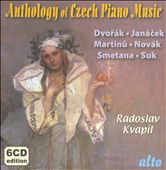 Anthology of Czech Piano Music / Kavpil