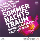 Mendelssohn: Midsummer Night Dream / Kristjan Järvi