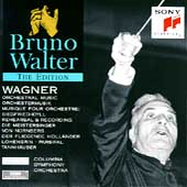 Bruno Walter Edition - Wagner: Orchestral Music