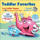 Various Artists: Toddler Favorites [Digipak]