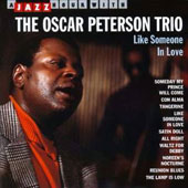 Oscar Peterson: Like Someone in Love