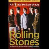 The Rolling Stones: 6 Ed Sullivan Shows Starring the Rolling Stones [DVD]