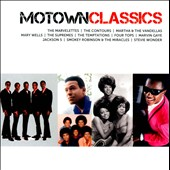 Various Artists: Icon: Motown Classics