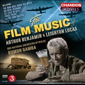 Arthur Benjamin and Leighton Lucas: Film Music / Rumon Gamba