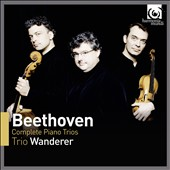 Beethoven: Complete Piano Trios / Trio Wanderer [5 CDs]