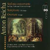 Reicha: Sinfonia Concertante, Symphony, Overture / G&uuml;lke