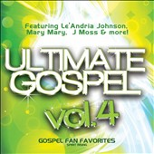 Various Artists: Ultimate Gospel, Vol. 4: Gospel Fan Favorite