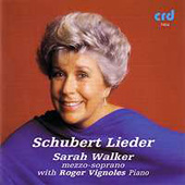 Schubert: Lieder / Sarah Walker, Roger Vignoles