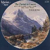 The Clarinet in Concert - Bruch, et al / Thea King