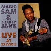 Magic Sam/Shakey Jake: Live at Sylvio's: 1968 [Digipak] *