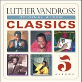 Luther Vandross: Original Album Classics