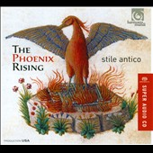 The Phoenix Rising - Great choral works by Byrd, Gibbons, Morley, Tallis, Taverner, White / Stile Antico