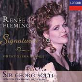 Ren&#233;e Fleming - Signatures / Solti, London Symphony