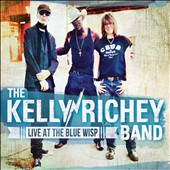 Kelly Richey: Live At the Blue Wisp [Digipak]