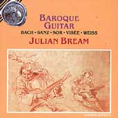 The Baroque Guitar / Julian Bream