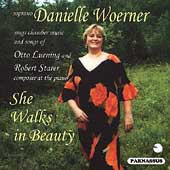 She Walks in Beauty / Danielle Woerner