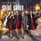 Christmas with Salut Salon
