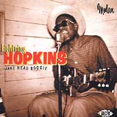 Lightnin' Hopkins: Jake Head Boogie