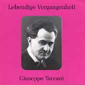 Lebendige Vergangenheit - Giuseppe Taccani