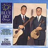 The Blue Sky Boys: Blue Sky Boys on Radio, Vol. 3