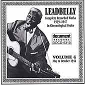 Lead Belly: Complete Recorded Works, Vol. 4 (1944)