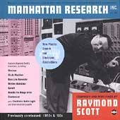 Raymond Scott (Jazz): Manhattan Research, Inc.