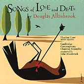 Allanbrook: Songs of Love and Death /Craw, Allanbrook, et al