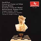 Finzi, Brahms, R. Strauss / Donaghue, Sleeper, et al