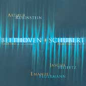 Rubinstein Collection Vol 12 - Beethoven, Schubert: Trios