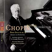 Rubinstein Collcetion Vol 69 - Chopin: Piano Concerto, etc
