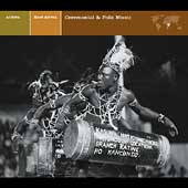 Various Artists: Explorer Series: East Africa - Ceremonial and Folk Music