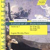 Masterpiece - Schumann: Fantasie, etc;  Beethoven / Mursky