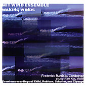Waking Winds - Schuller, Child, et al / MIT Wind Ensemble