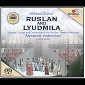 Glinka: Ruslan and Lyudmila / Vedernikov, et al