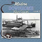 Various Artists: Modern Downhome Blues, Vol. 3: Memphis On Down