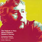 Ancora - Birtwistle: The Triumph of Time, etc / Howarth