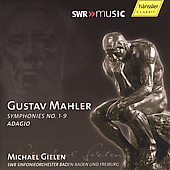 Mahler: Symphonies no 1-9, Adagio / Michael Gielen