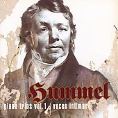 Hummel: Piano Trios Vol 1 / Voces Intimae