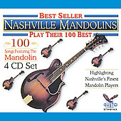 Various Artists: Nashville Mandolins Play Their 100 Best