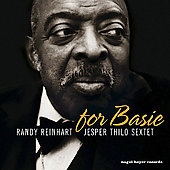 Randy Reinhardt: For Basie *