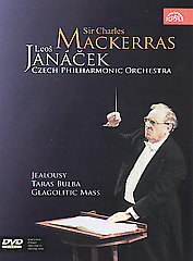 Janacek: Jealousy; Taras Bulba; Glagolitic Mass / Soloists, Prague Philharmonic Choir; Czech Philhar