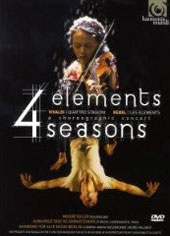 Four Elements, Four Seasons / Midori Seiler, Academy of Ancient Music [DVD]