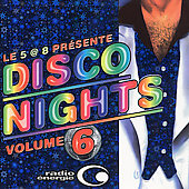 Various Artists: Disco Nights, Vol. 6 [Zyx]