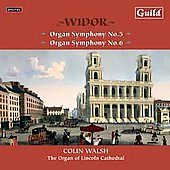 The Music of Charles-Marie Widor / Colin Walsh
