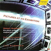 Mussorgsky: Pictures at an Exhibition;  etc / Zilberstein