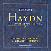 Haydn: The Complete Mass Edition / Hickox, et al