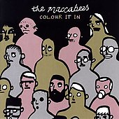 The Maccabees (UK): Colour It In