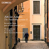 Ariosti: The Stockholm Sonatas Vol 2 / Georgi