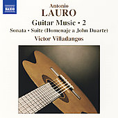 Lauro: Guitar Music Vol 2 / Victor Villadangos