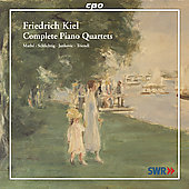 Kiel: Complete Piano Quartets